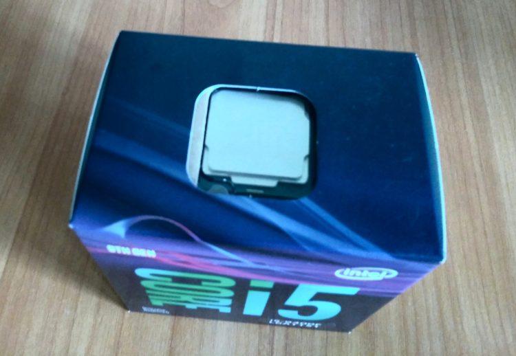CPU Intel Core i5-9400F LGA1151 BOX, image 3
