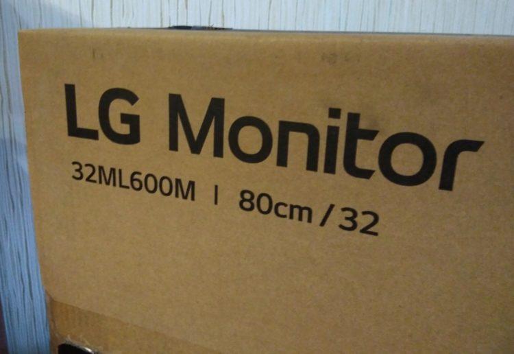 LG 32ML600M-B, photo 3