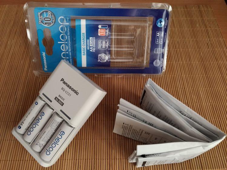Panasonic Basic Charger K-KJ51MCC40E, image 4