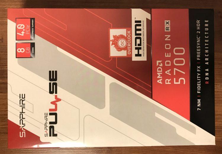 Radeon RX 5700 8192Mb PULSE OC, image 4