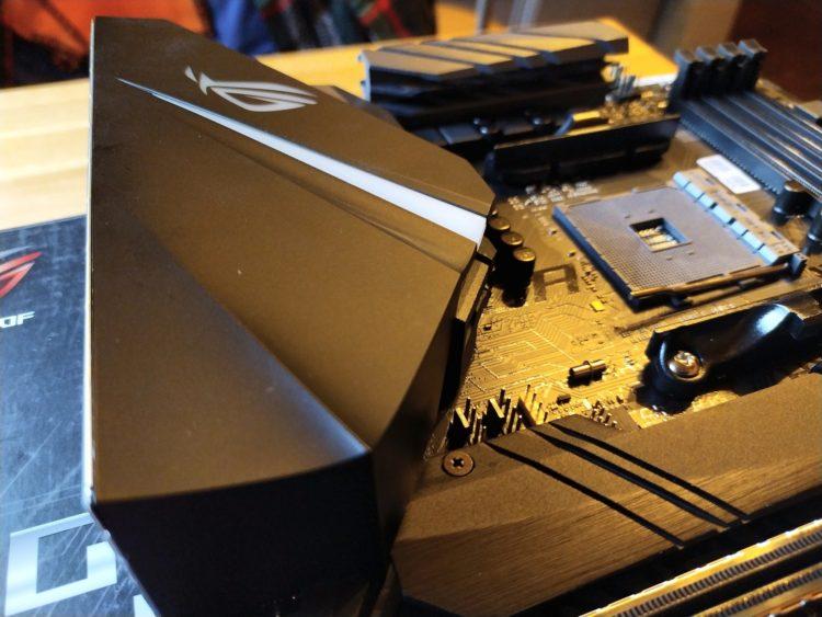 ASUS ROG STRIX X470-F GAMING, image 4