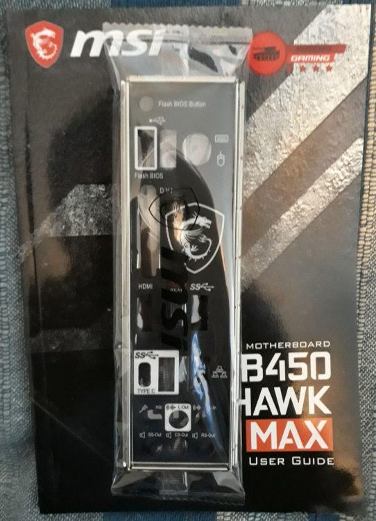 MSI B450 TOMAHAWK MAX, image 5