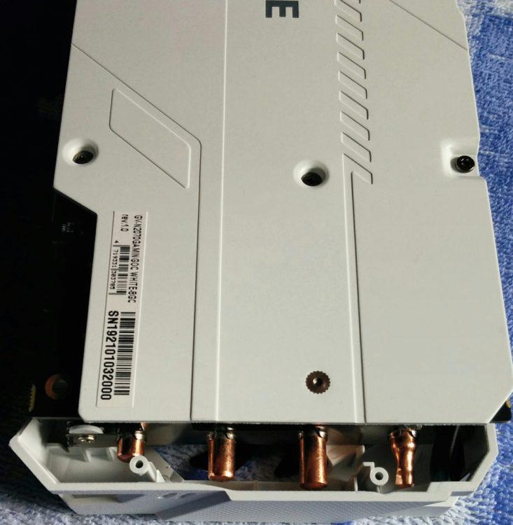 Gigabyte GeForce RTX 2070 8192Mb GAMING OC WHITE, image 5