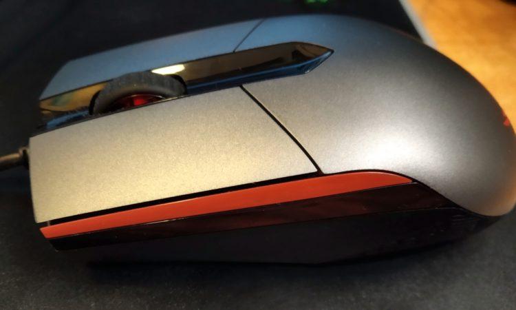 ASUS ROG Sica Steel Grey USB, image 5
