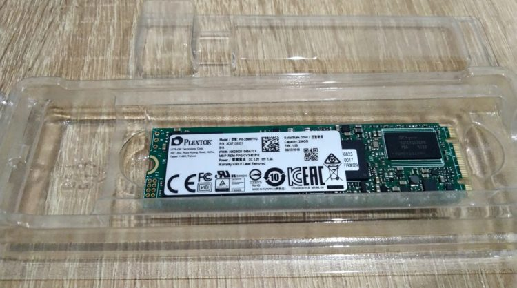 Plextor M.2 M7V 256GB SATA3 TLC PX-256M7VG, image 6