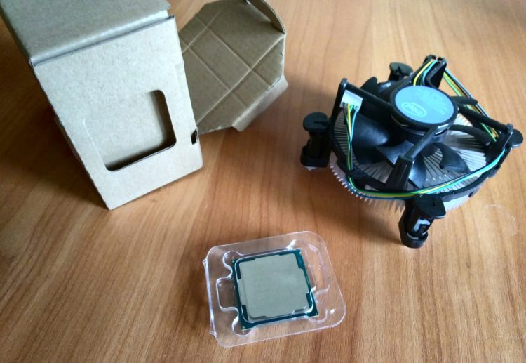 CPU Intel Core i5-9400F LGA1151 BOX, image 6