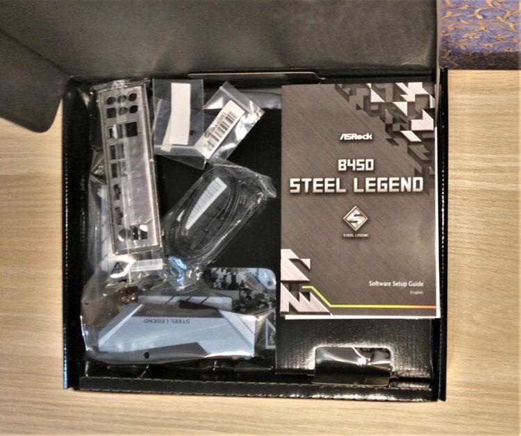 ASRock B450 Steel Legend AM4 ATX, image 6