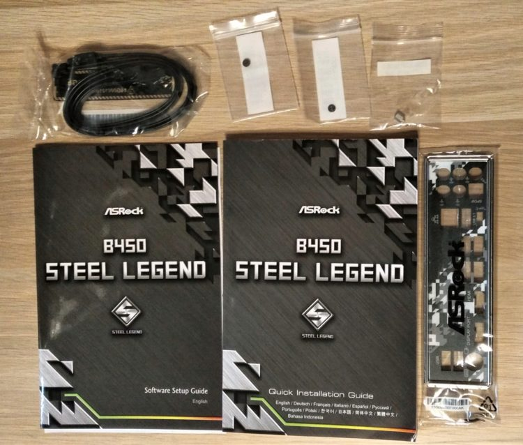 ASRock B450 Steel Legend AM4 ATX, image 7