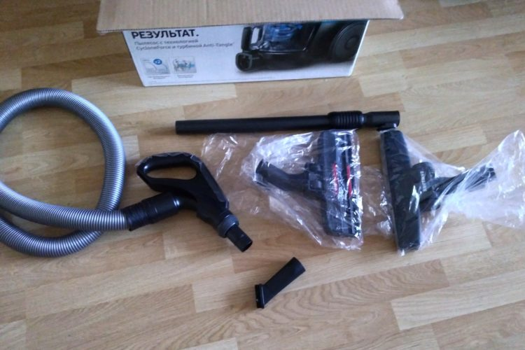 Vacuum Cleaner Samsung VC18M21C0VN, image 7
