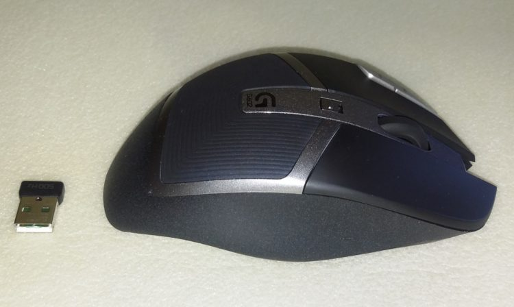 Logitech G602 Wireless Gaming Mouse, image 7