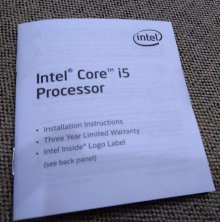 Intel Core i5-6600K LGA1151 BOX (Skylake) Processor, image 7