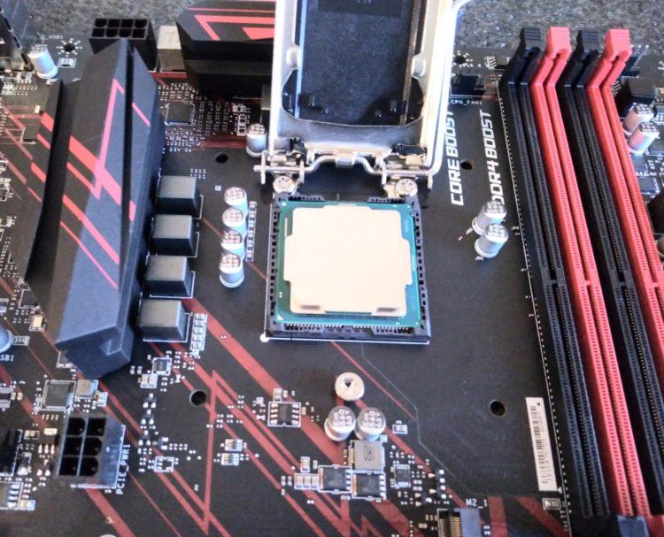 CPU Intel Core i5-9400F LGA1151 BOX, image 7
