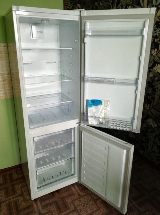 Refrigerator Beko RCNK270K20W, image 7