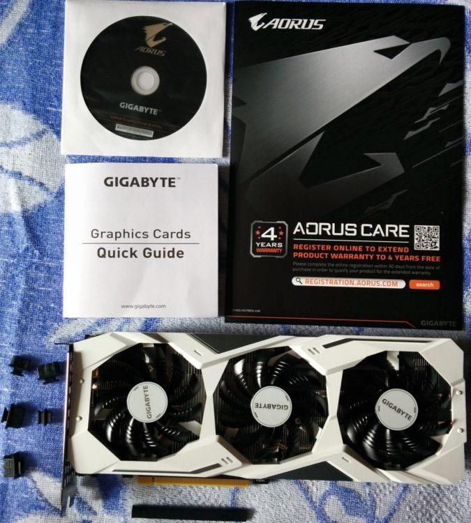 Gigabyte GeForce RTX 2070 8192Mb GAMING OC WHITE, image 7