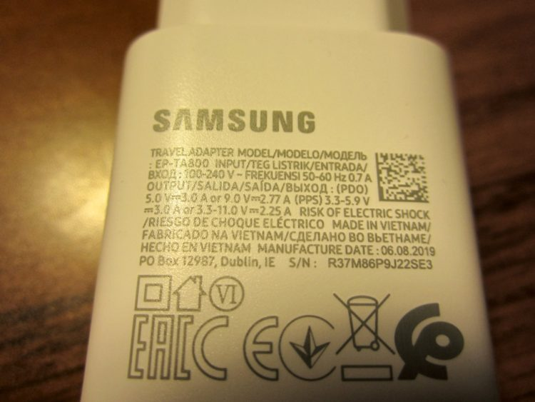 Samsung Galaxy A70 (2019) 128Gb White, image 8