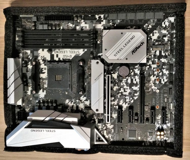 ASRock B450 Steel Legend AM4 ATX, image 8