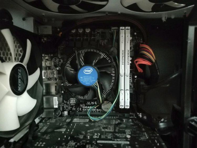 Kingston DDR4 16GB PC-21300 HyperX FURY White HX426C16FW2K2/16 image 9