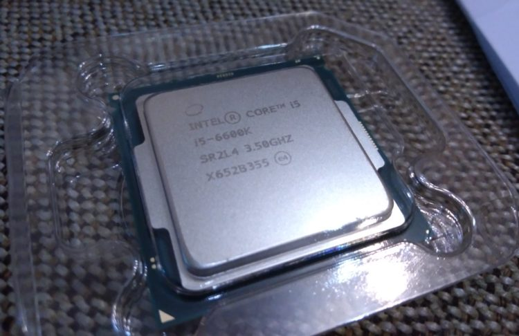 Intel Core i5-6600K LGA1151 BOX (Skylake) Processor, image 9