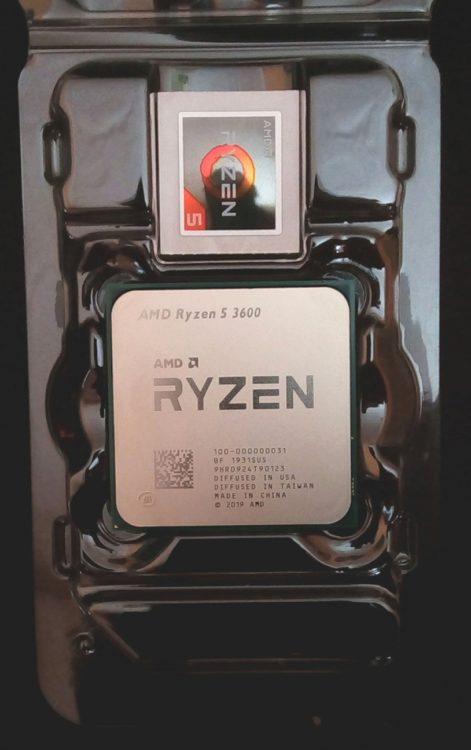 CPU AMD Ryzen 5 3600 AM4, image 9