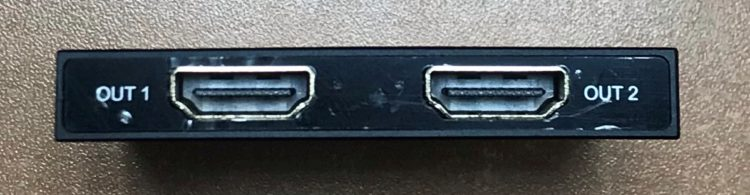 Greenconnect v1.4 HDMI Splitter 1 to 2, image 9