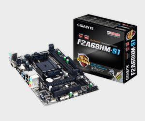 Gigabyte GA-F2A68HM-S1 FM2+