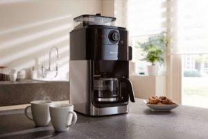 Coffee machine PHILIPS Grind & Brew HD7767/00