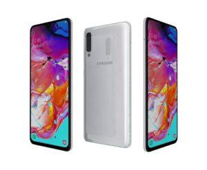 Samsung Galaxy A70 (2019) 128Gb White