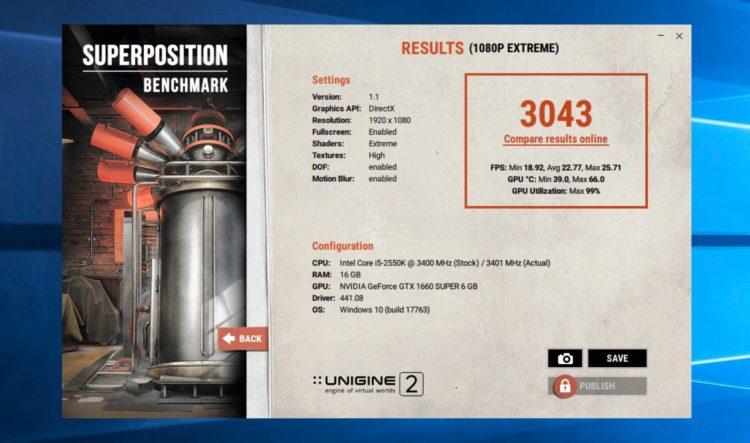 Palit GeForce GTX 1660 SUPER GP 6144Mb image 18
