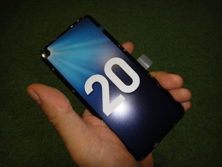 Honor 20 Pro 8/256 GB, photo 1