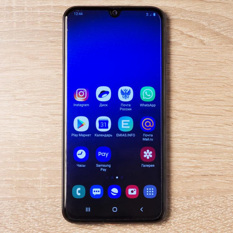 Samsung Galaxy A40 (2019) 4/64Gb Black, photo 1