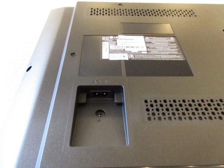 TV LG 32LJ500V image 21