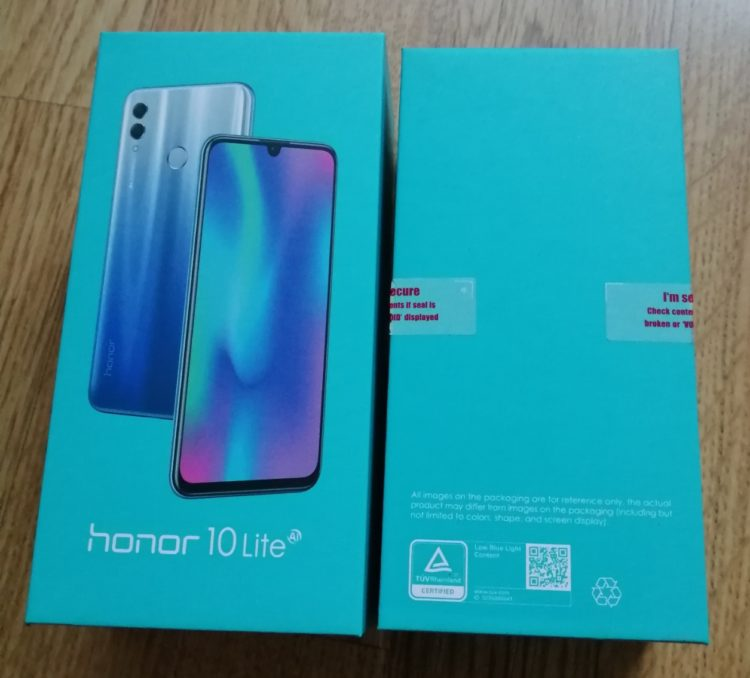 Honor 10 Lite 3/32 GB Sapphire Blue, photo 26