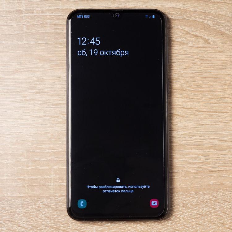 Samsung Galaxy A40 (2019) 4/64Gb Black, photo 2