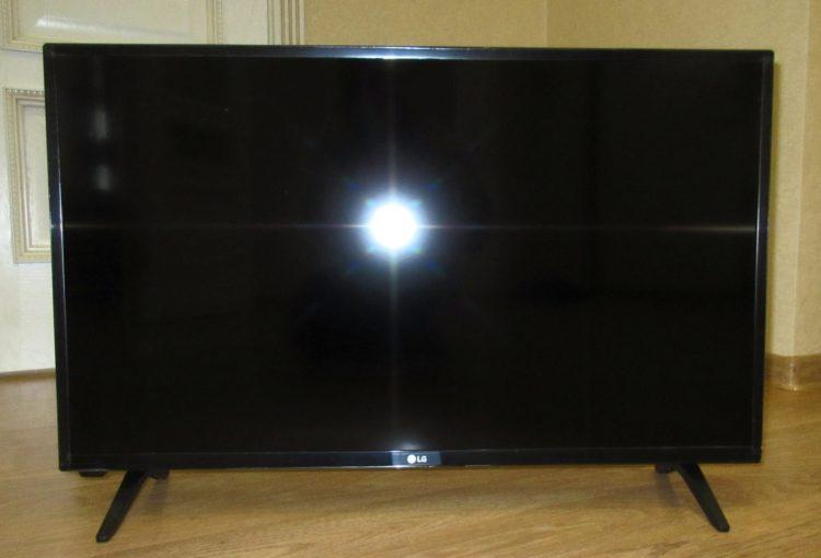 TV LG 32LJ500V image 2
