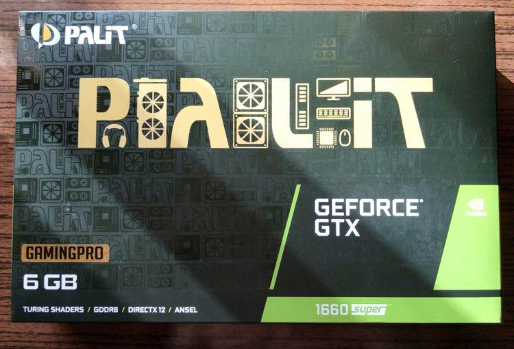 Palit GeForce GTX 1660 SUPER GP 6144Mb image 2