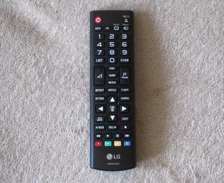 TV LG 32LJ500V image 35