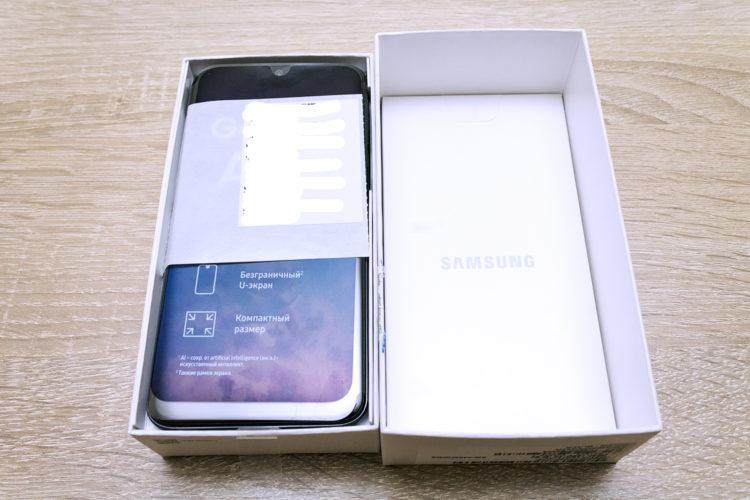 Samsung Galaxy A40 (2019) 4/64Gb Black, photo 5