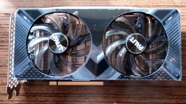 Palit GeForce GTX 1660 SUPER GP 6144Mb image 5