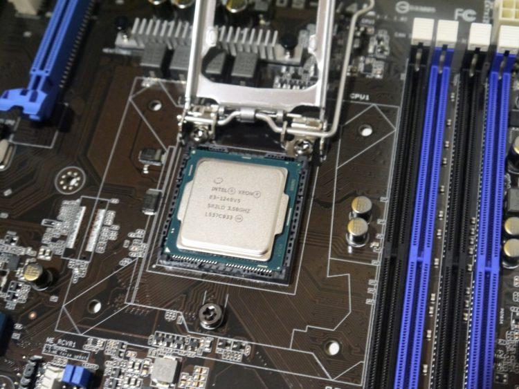 CPU Intel Xeon E3-1240 v5 (8M Cache, 3.5 GHz) LGA1151 image 8