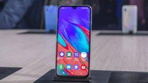 Samsung Galaxy A40 (2019) 4/64Gb Black