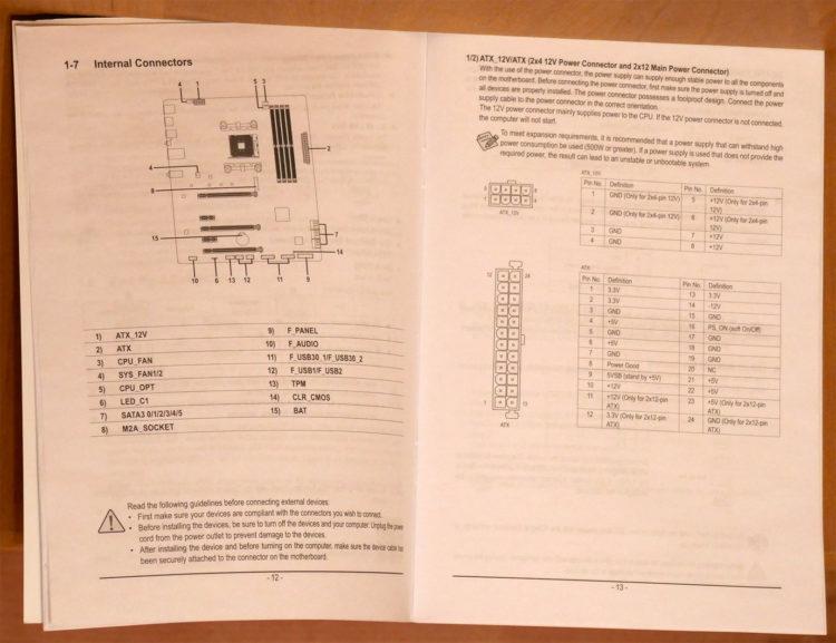Motherboard GIGABYTE X570 UD image 11