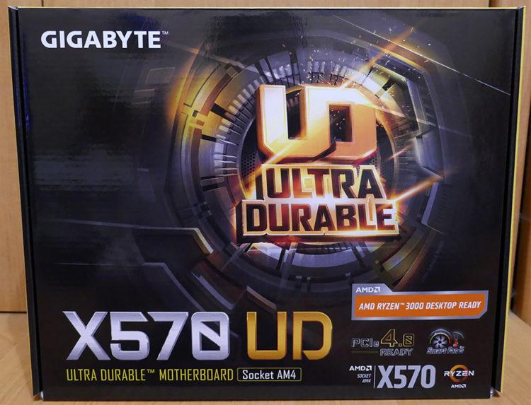 Motherboard GIGABYTE X570 UD image 2