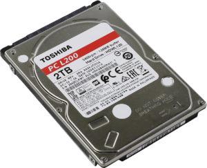 HDD 2.5 Toshiba L200 2TB SATA3 128MB 5400 rpm