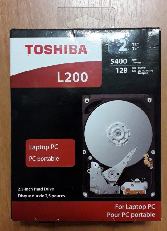 HDD 2.5 Toshiba L200 2TB SATA3 128MB 5400 rpm image 4
