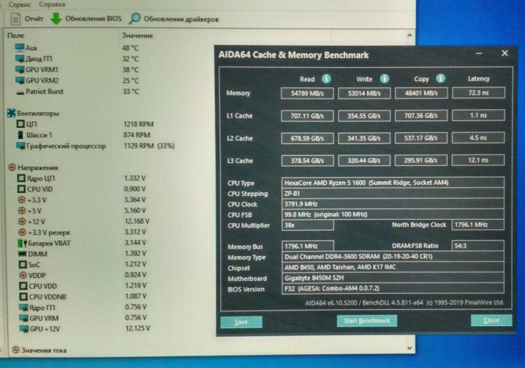 G.SKILL DDR4 16Gb (2x8Gb) 3600MHz PC-28800 RIPJAWS V Red image 6