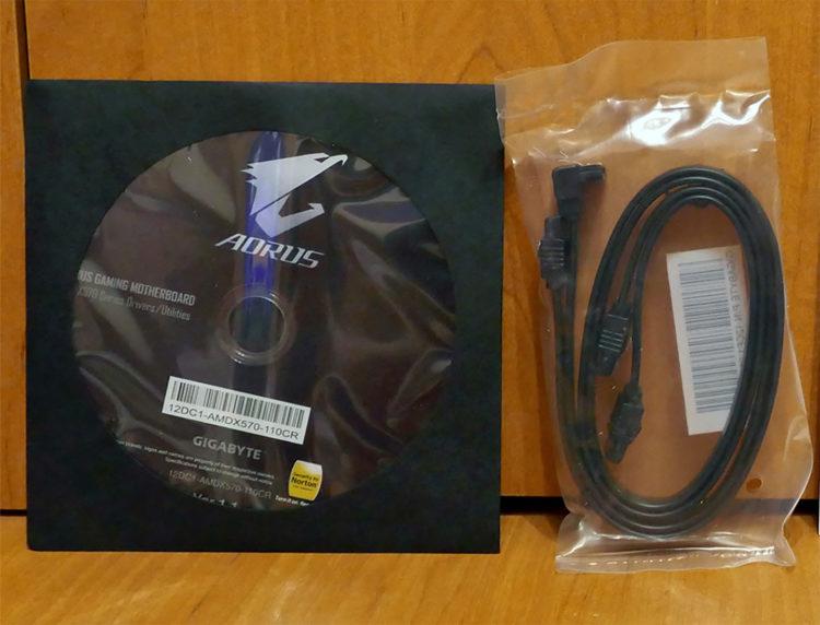 Motherboard GIGABYTE X570 UD image 7