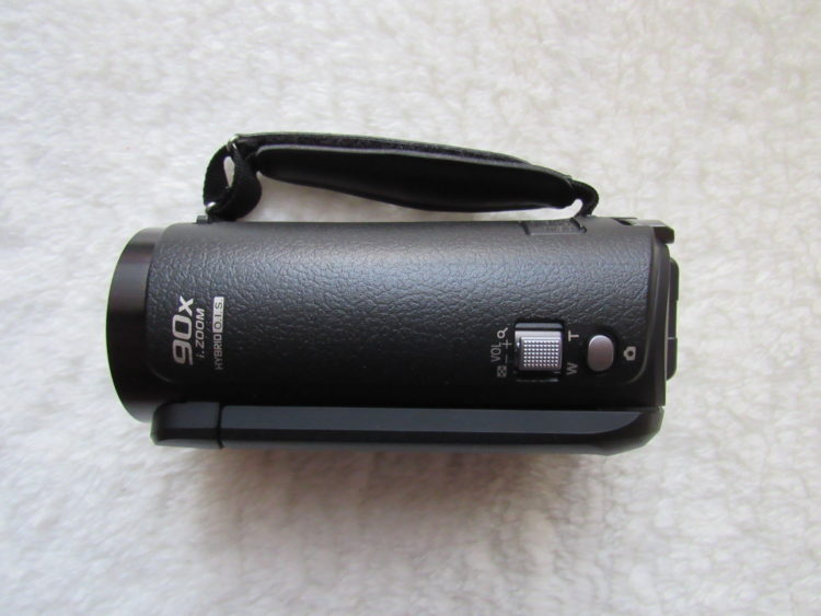 Panasonic HC-V380 Camcorder, image 10