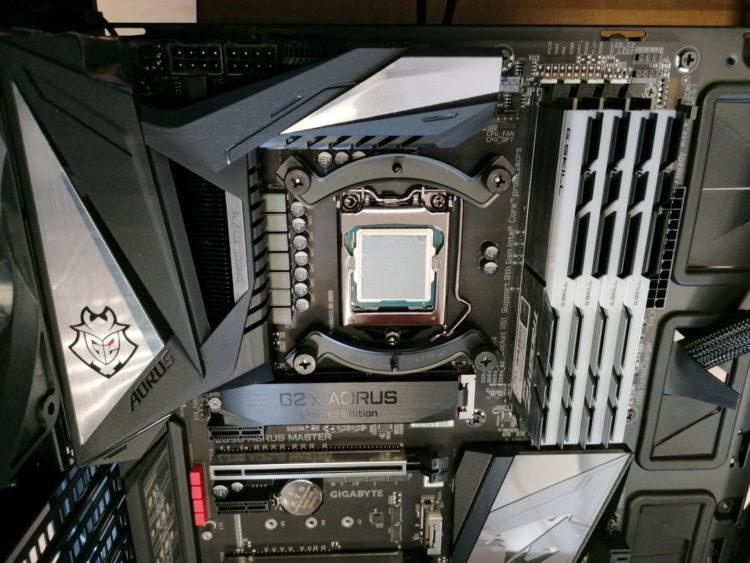 Gigabyte Z390 AORUS MASTER G2, image 10