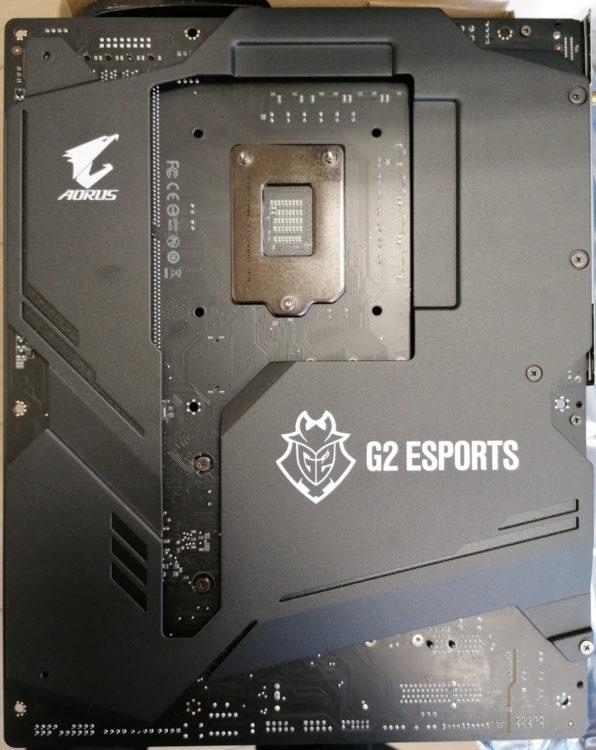 Gigabyte Z390 AORUS MASTER G2, image 11
