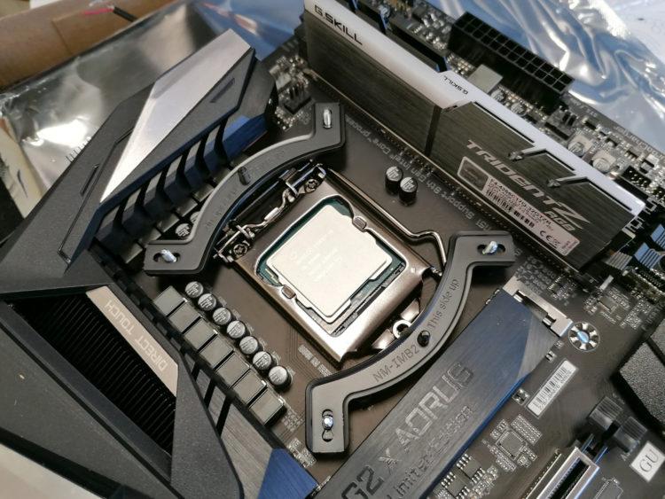 Gigabyte Z390 AORUS MASTER G2, image 12